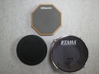 初心者におすすめ!ドラムの練習パッドと選び方1