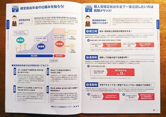 楽天証券でのiDeCo申し込みの流れと必要書類6
