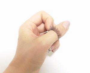 つけまつ毛の付け方のコツと選び方15
