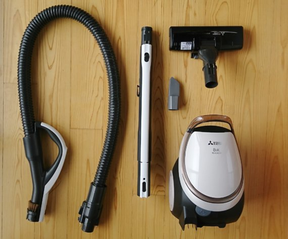 三菱掃除機Be-K2