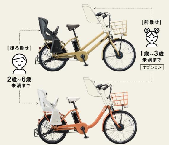 子供乗せ自転車人気ランキング18