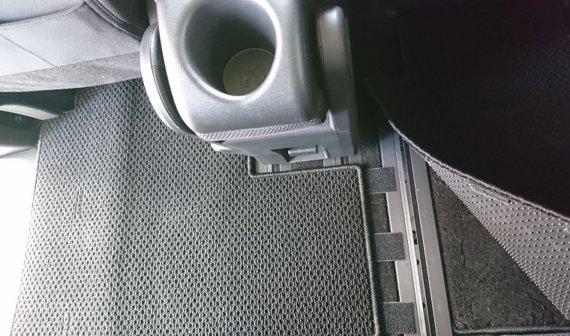セレナc27シートレールカバーのサイズと使用感レビュー11