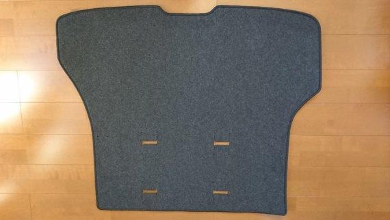 セレナc27シートレールカバーのサイズと使用感レビュー5